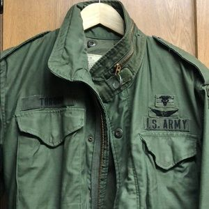 Vintage US Army Ranger Jacket